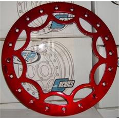 Изображение Кольцо Бэдлока R14 RINGT72 красный