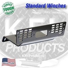 """Изображение Площадка для установки лебедки """"KFI Products"""" Polaris 09-12 Ranger Стандарт"""