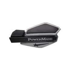 """Изображение Ветровые щитки для квадроцикла """"PowerMadd"""" Серия Star, серый/черный"""