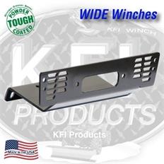 """Изображение Площадка для установки лебедки """"KFI Products"""" Polaris  2009-2013 Ranger FS 700-800 Широкая"""