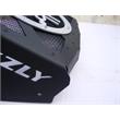 Изображение Комплект выноса радиатора для Yamaha Grizzly 550/700 Litpro серебро, алюминиевый
