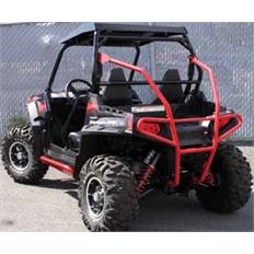 """Изображение Бампер для квадроцикла Polaris RZR800/800-S """"Quadrax"""" Elite усиленный, задний"""