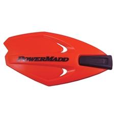 """Изображение Ветровые щитки для квадроцикла """"PowerMadd"""" Серия PowerX, красный"""