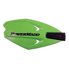 """Изображение Ветровые щитки для квадроцикла """"PowerMadd"""" Серия PowerX, зеленый"""