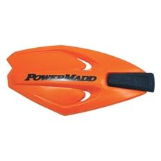 """Изображение Ветровые щитки для квадроцикла """"PowerMadd"""" Серия PowerX, оранжевый"""