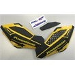 """Изображение Ветровые щитки для квадроцикла """"PowerMadd"""" Серия Sentinel, желтый/черный"""