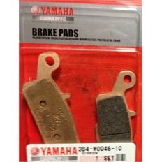 Изображение Колодки тормозные правые задние Yamaha 3B4-W0046-10-00