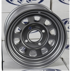 Изображение Стальной диск для квадроцикла ITP Delta Steel D12F411