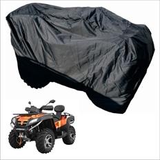 Изображение Чехол транспортировочный для квадроцикла 2-х местный  Черный