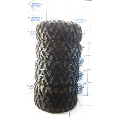 """Изображение Комплект резины для квадроцикла DURO Power Grip V2 27"""" R14"""