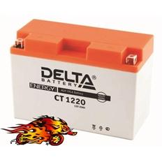 """Изображение Аккумулятор для квадроцикла """"Delta"""" CT 1220"""