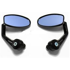 """Изображение Комплект зеркал заднего вида для квадроцикла """"Kemimoto"""" 7/8"""""""