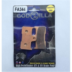 """Изображение Усиленные тормозные колодки Cf Moto """"Godzilla"""", задние"""