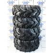 """Изображение Комплект резины для квадроцикла ITP Mud Lite II 27"""" R14"""