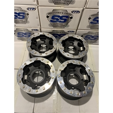 Изображение Комплект дисков для квадроцикла  ITP 12BB13BX 12x7, 4+3, 4/156, Black БУ