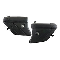 Изображение Дверные коленные подушки с карманом Pro Armor Black P144055