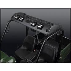 Изображение Световая стойка/багажник (Light Bar / Roof Rack (1420) для  Yamaha Rhino БУ (фары в комплект не входят)
