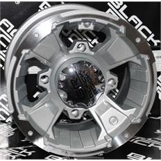 Изображение Диск для квадроцикла Carlisle Black-Rock Intruder 4/156 5+2 12x7 Machined