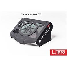 Изображение Алюминиевый комплект выноса радиатора Litpro Yamaha Grizzly